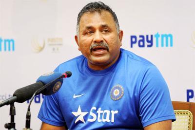 Backroom staff of Indian cricket team: Bharat Arun KreedOn