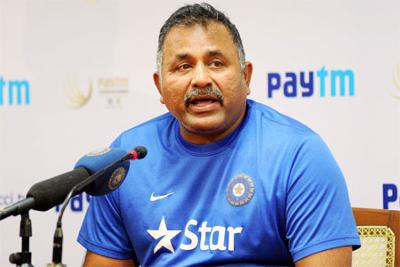 Backroom staff of Indian cricket team: Bharat Arun KreedOn