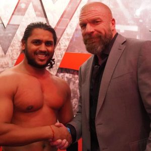 Indians in wwe