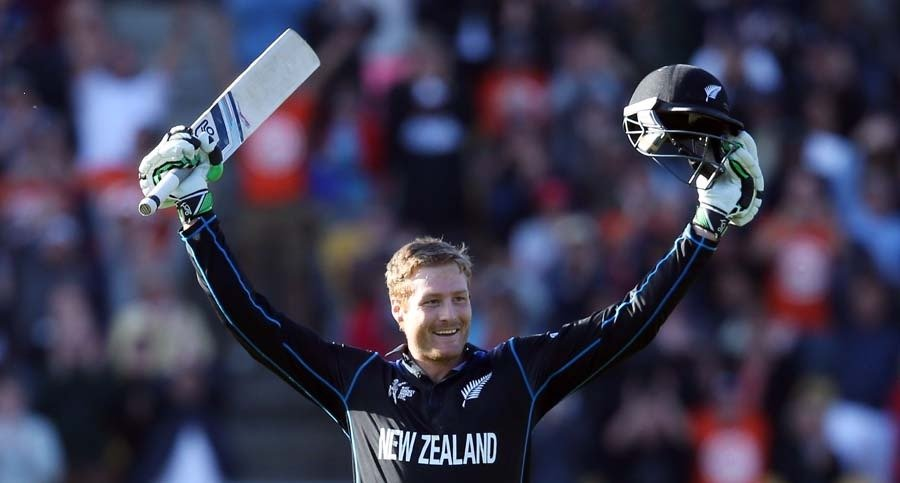 Guptil Kreedon World Cup records