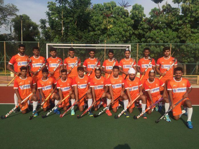 Hockey India U-21 Squad Kreedon