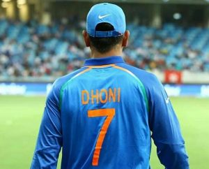 MS Dhoni KreedOn Indian cricket team captain
