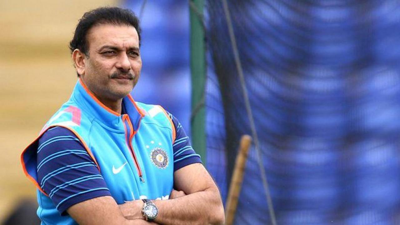 Backroom staff of Indian cricket team: Ravi Shastri KreedOn
