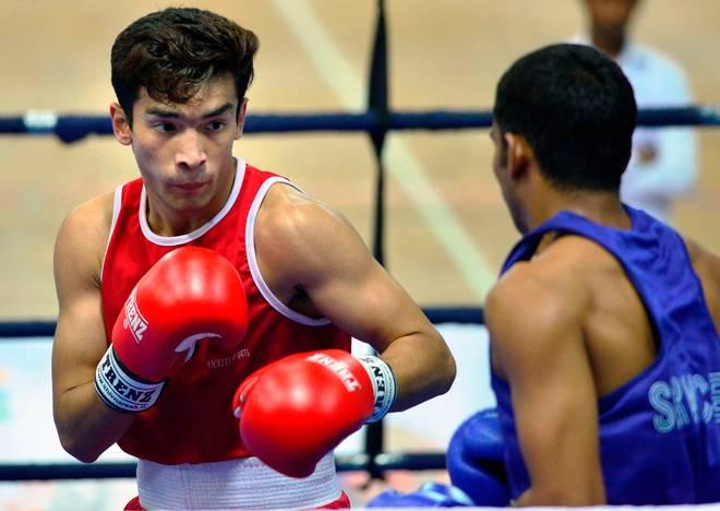 Shiva Thapa KreedOn Indian boxers