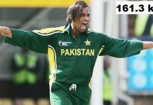 fastest bowls in cricket Shoaib Akhtar Kreedon