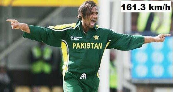 fastest bowls in cricket Shoaib Akhtar Kreedon
