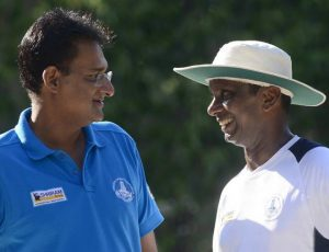 Backroom staff of Indian cricket team: Sunil Subramanian KreedOn