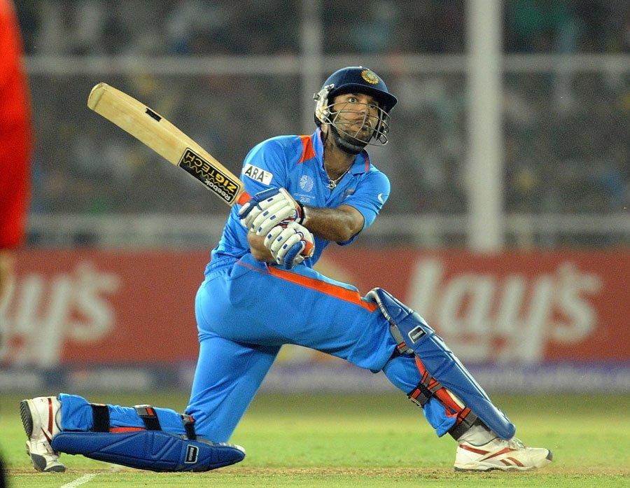 Yuvraj Singh 2011 Kreedon