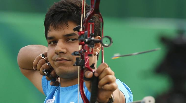 Abhishek Verma Archery Kreedon