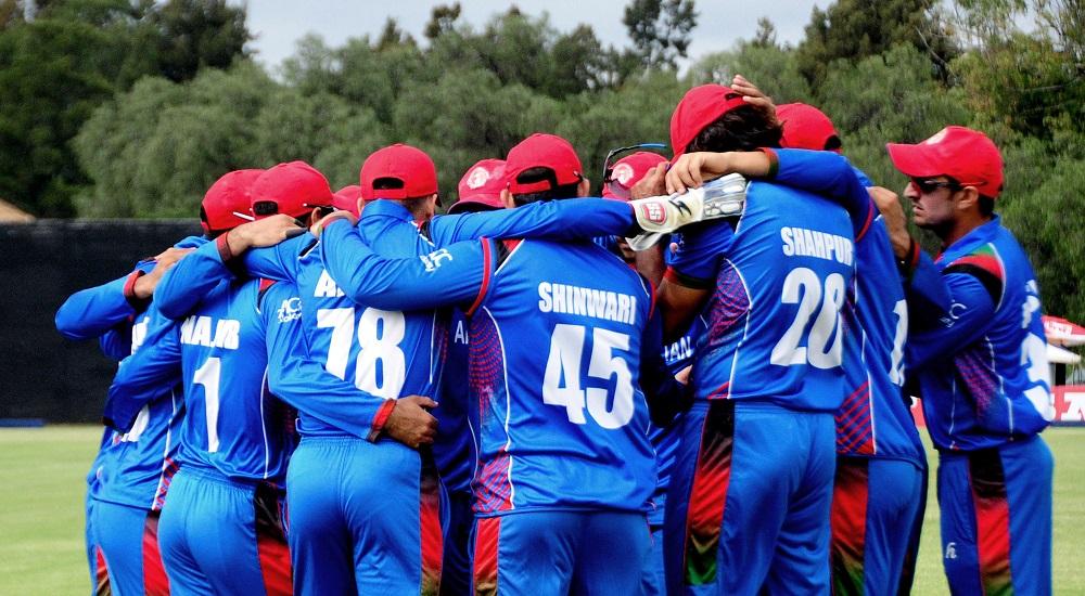 Afghanistan team kreedon