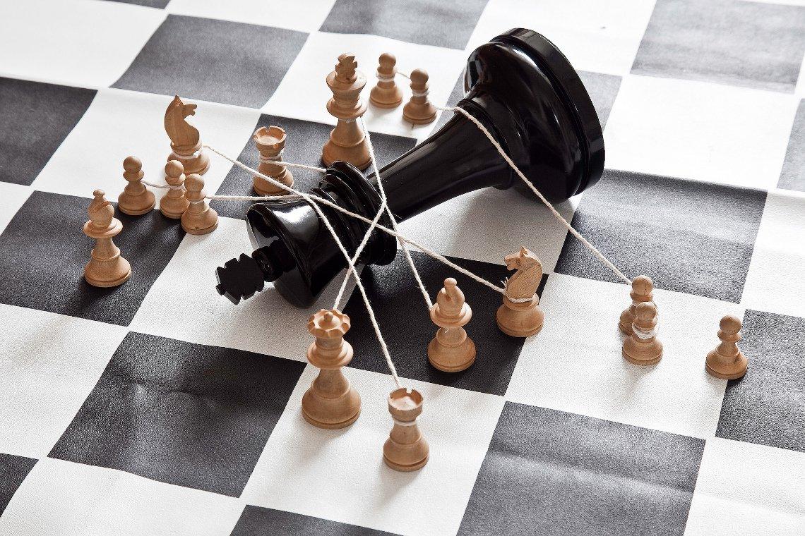 Checkmate Kreedon
