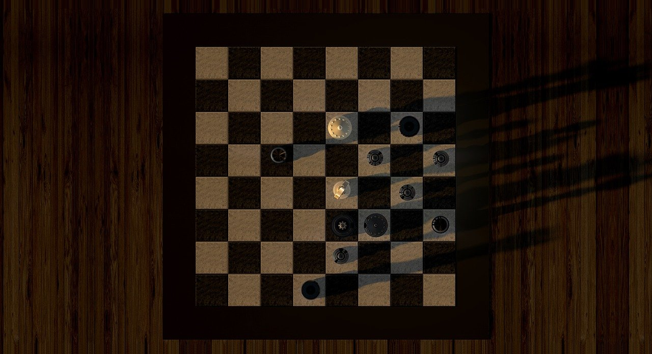Chess Board Kreedon