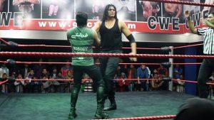 Indian wrestlers in wwe KreedOn