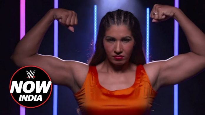 indian wrestlers in wwe KreeedOn