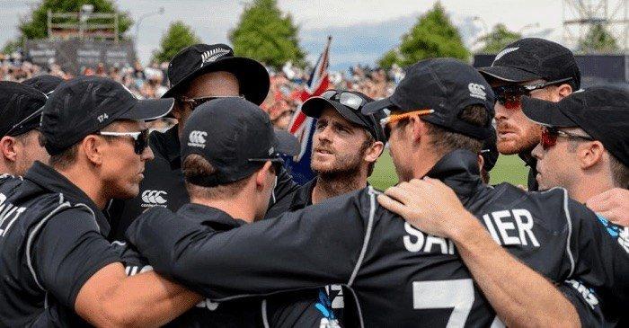 team New Zealand ICC World Cup 2019 Kreedon