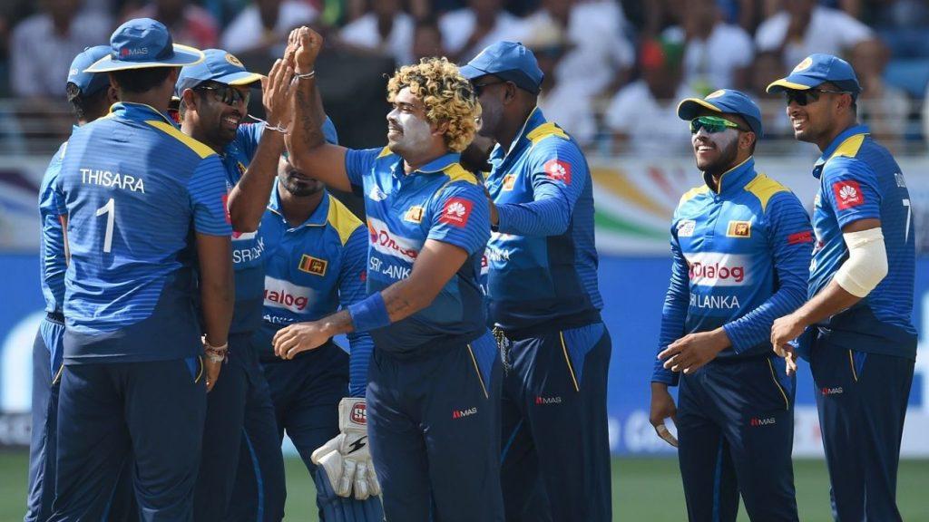Sri Lanka team Kreedon