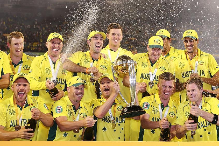 team-australia ICC Cricket World Cup 2019 KreedOn