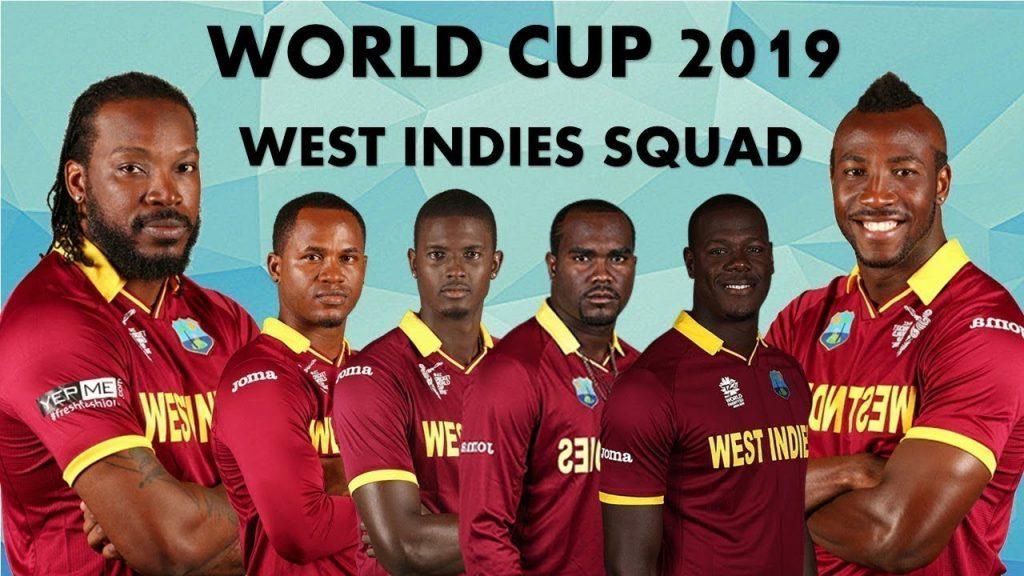 West Indies team Kreedon