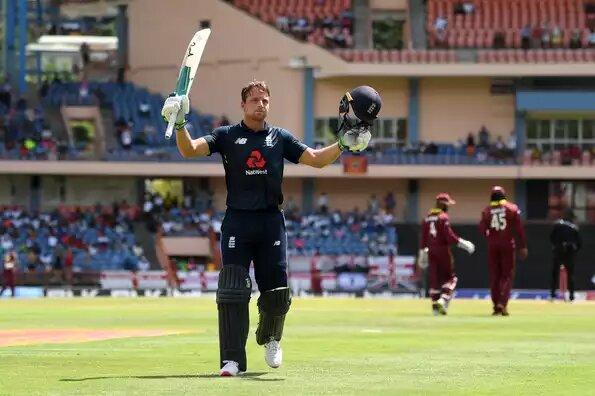 Highest team score in ODI Kreedon: England's 418 vs West indies Jos Butler