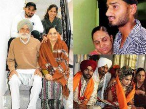 Family of Harbhajan Singh KreedOn