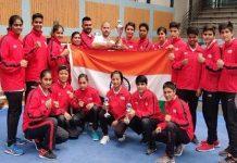 Indian Women Boxers Kreedon