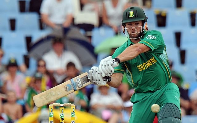 Highest team score in ODI Kreedon: South Africa 418 vs Zimbabwe 2006