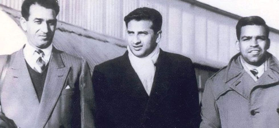 Amir Elahi, Gul Mohammad and Abdul Hafeez Kardar KreedOn