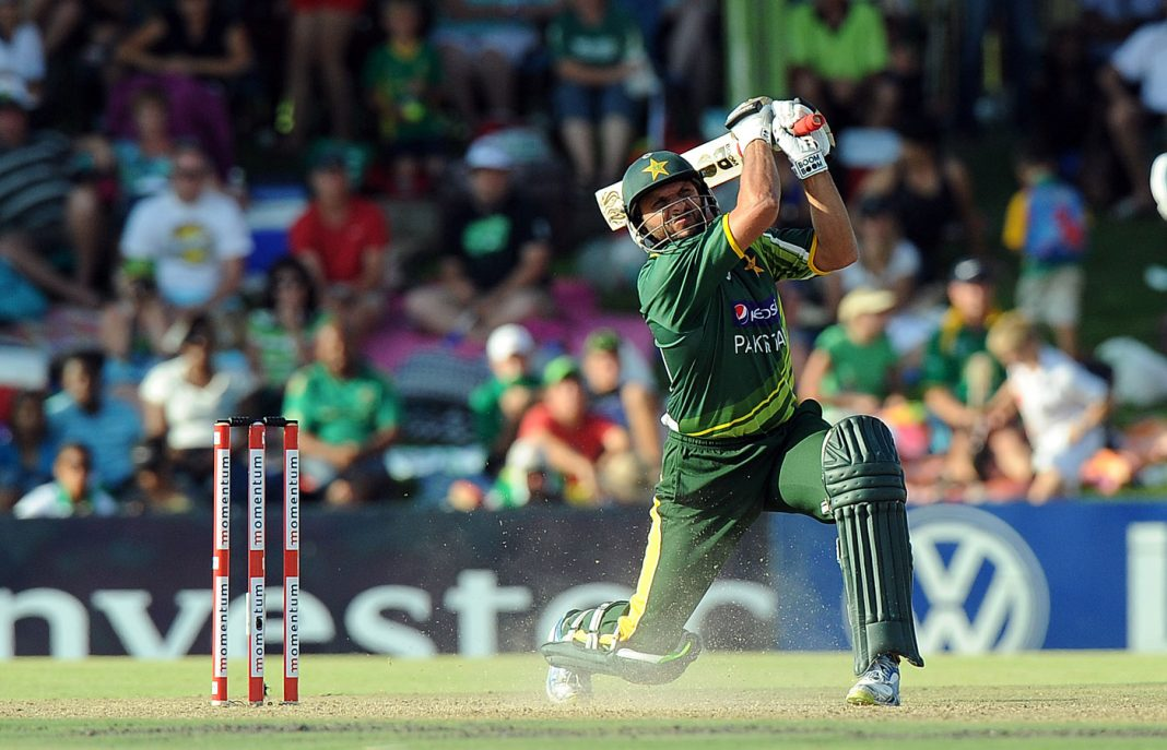 Afridi longest six vs south africa kreedon