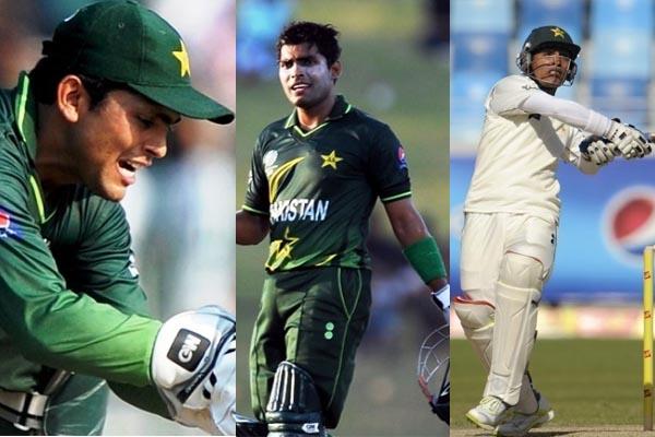 Cricketing brothers kreedon: Akmal brothers