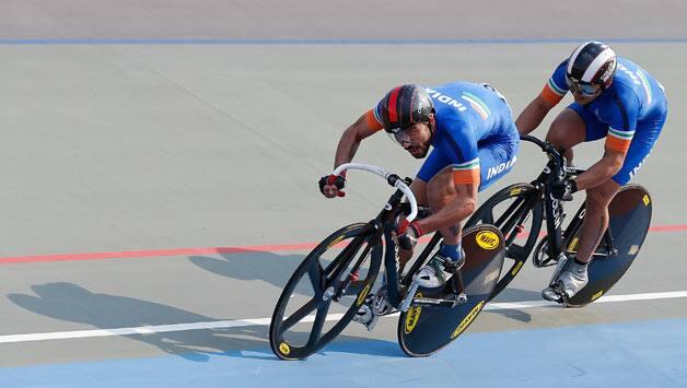 Indian Cyclists: Amit Singh KreedOn