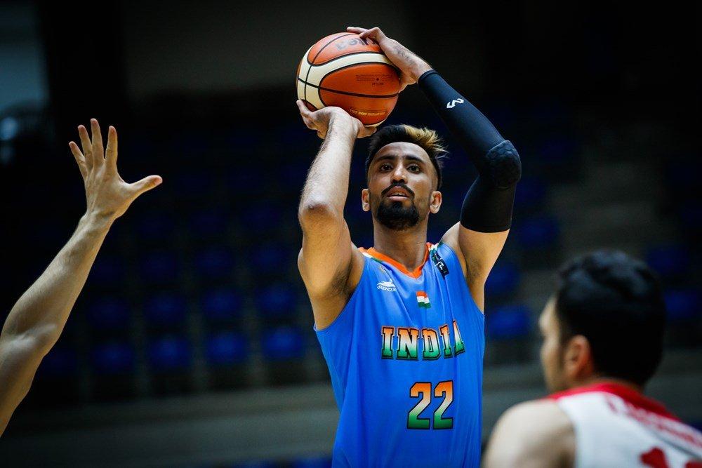 Amjyot Singh kreedon famous Indian basketball players