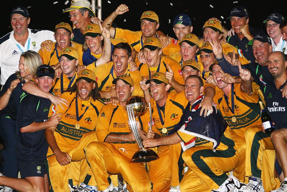 Australia 2007 KreedOn cricket world cup prize money