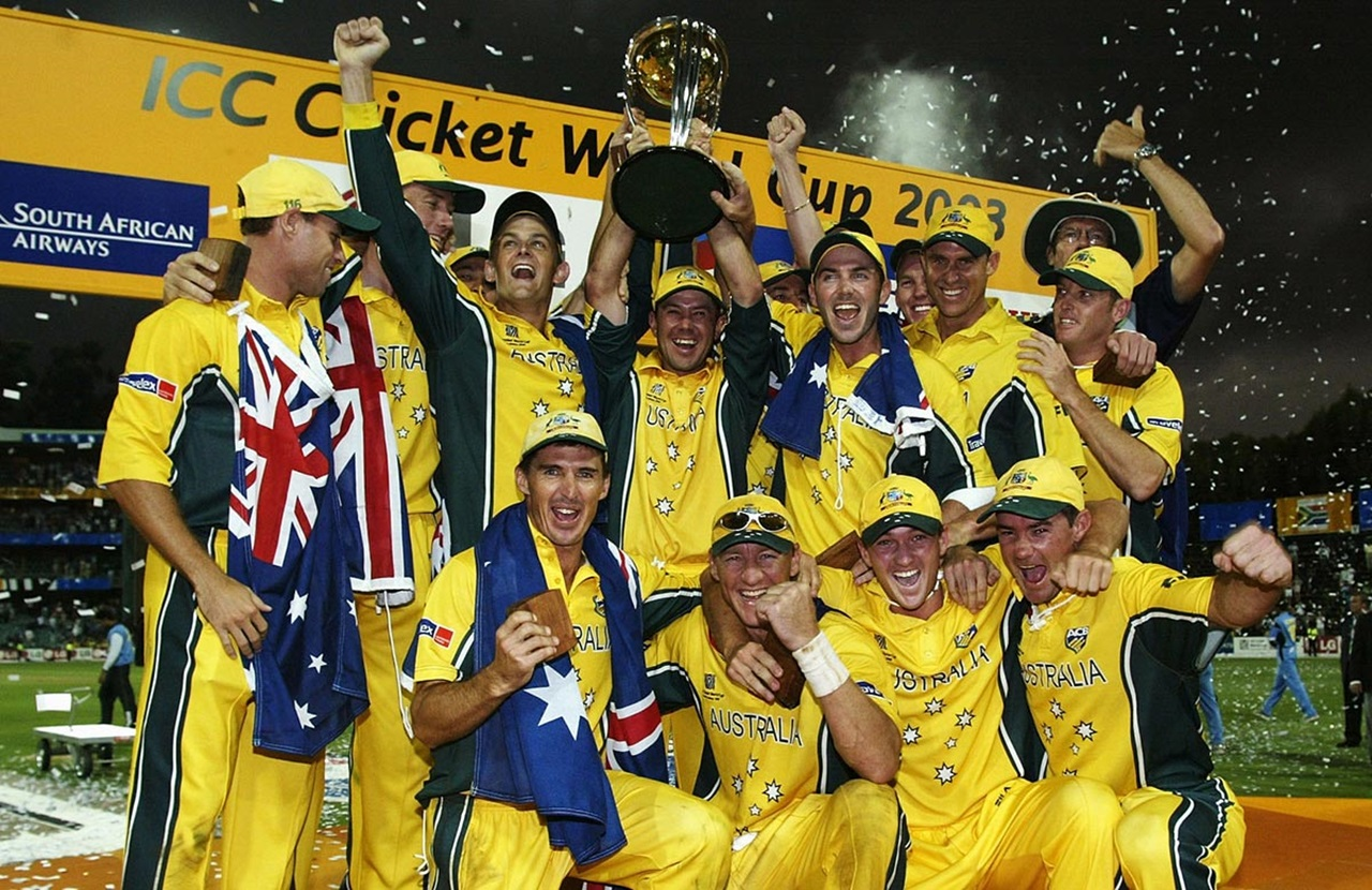 2003 Australia KreedOn cricket world cup prize money