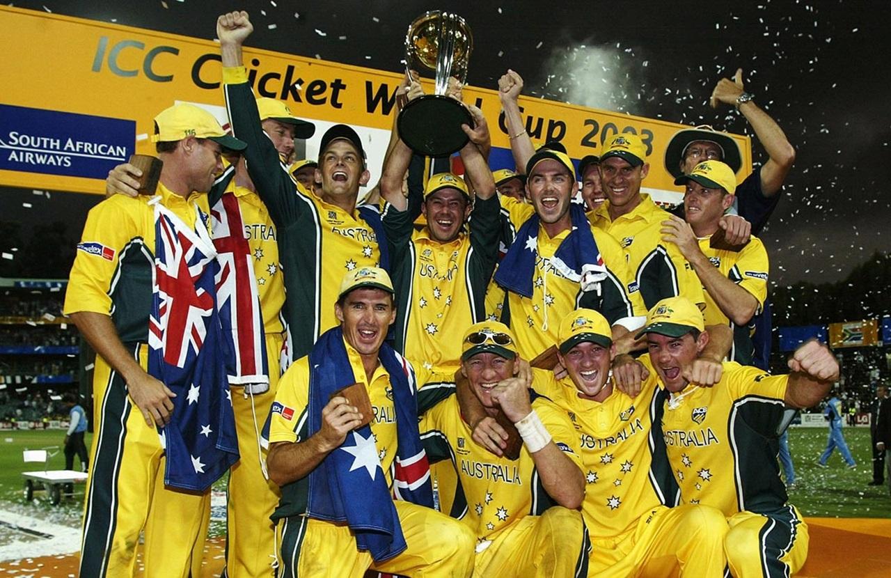 2003 Australia KreedOn cricket world cup prize money