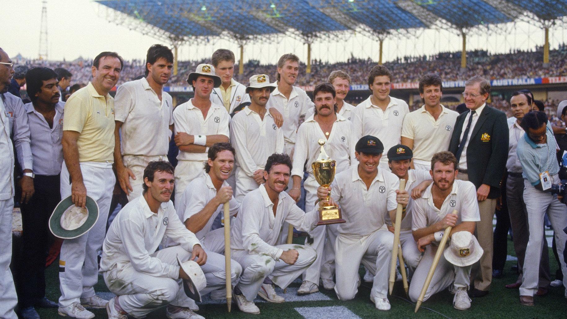 Australia won the WC in 1987 KreedOn