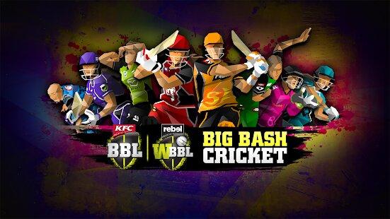 Big Bash cricket game for mobile