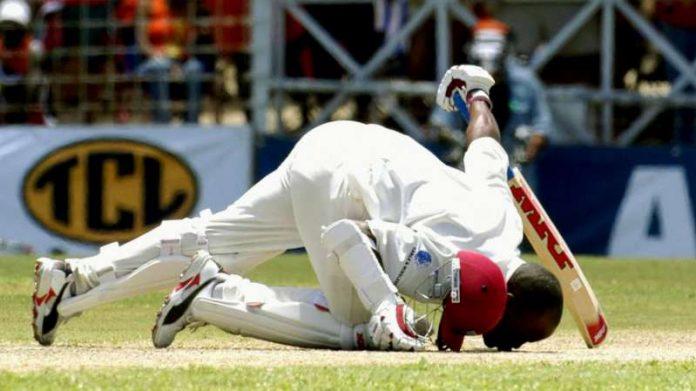 Brian Lara 400* vs England kreedon