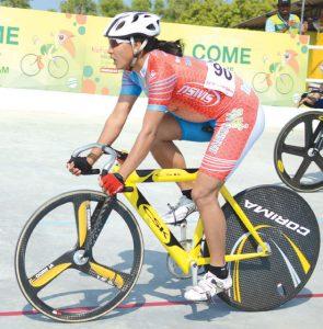 Indian Cyclists: C Rameshwori Devi KreedOn