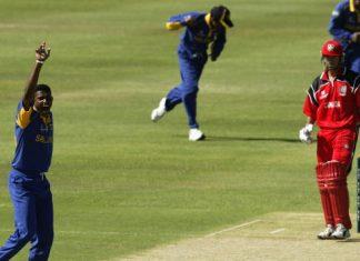 lowest team score odi kreedon: Canda 36 vs Sri Lanka