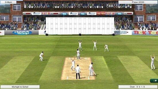 Best cricket game kreedon: Cricket Captain top 10 cricket games