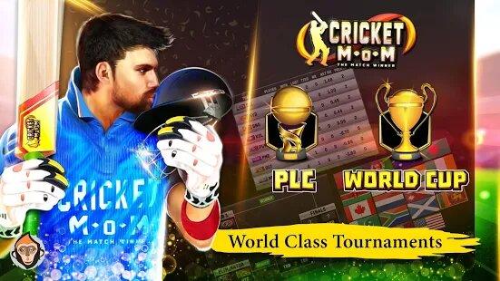 top 10 cricket games kreedon: Cricket MOM