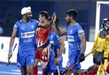 Indian Hockey team KreedOn