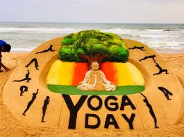 International Yoga Day KreedOn