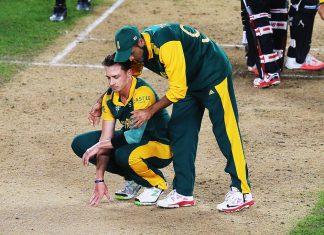 Dale Steyn and Imran Tahir aftre 2015 World Cup Semi-Finals loss Kreedon