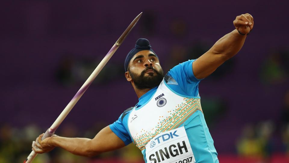 Davinder singh Kreedon Indian Javelin Thrower