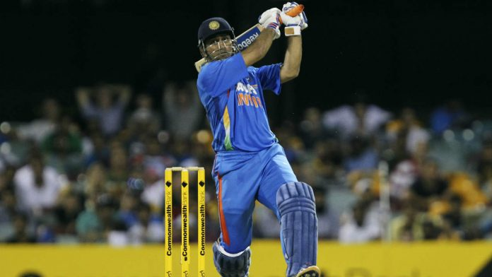 Longest six in cricket history kreedon: Dhoni's 112m vs Australia