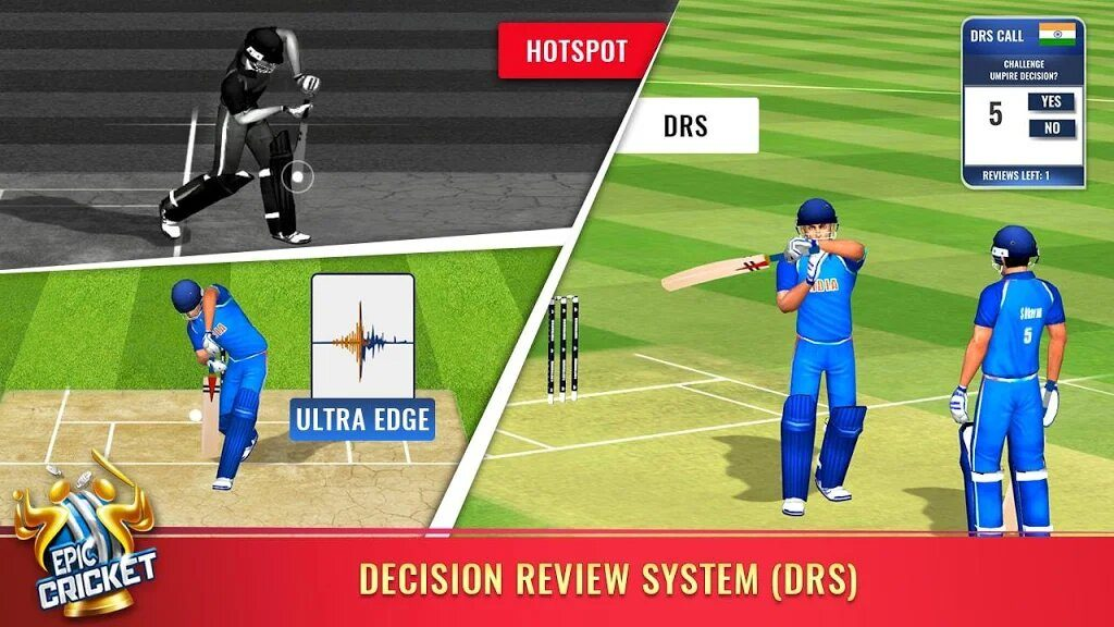 Epic cricket Android and iOS