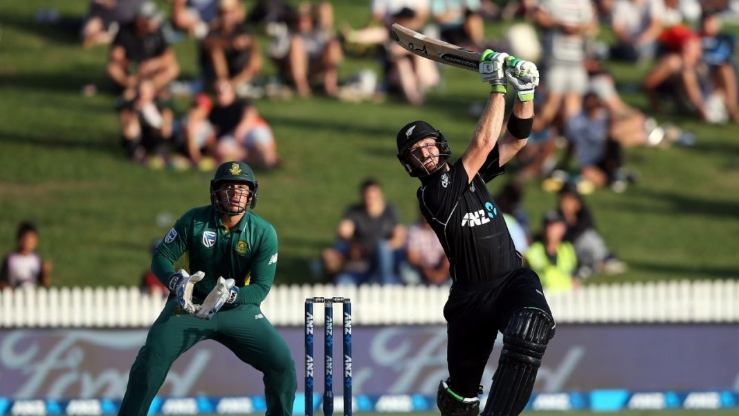 Guptill longest six vs South Africa kreedon