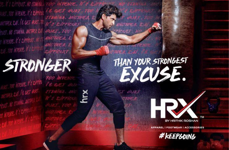 HRX Kreedon