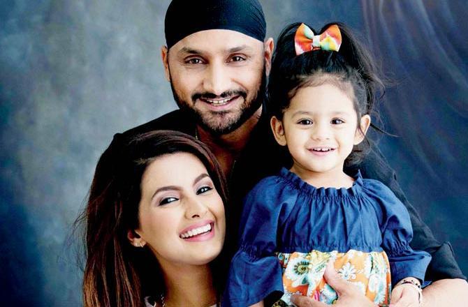 Harbhajan Singh Wife Geeta Basra kreedon